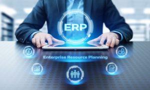 How do companies use ERP?