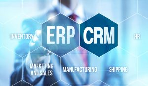 Difference between CRM and ERP ??